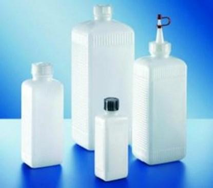 Slika za square bottles,pe-hd,without screw capca