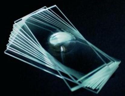Slika za mikroskopski slajd sa jednim udubljenjem 15-18mm