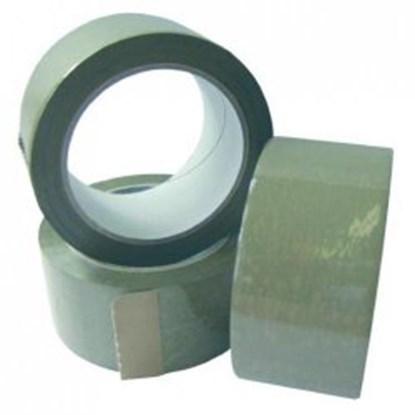 Slika za adhesive packing tape,strong,brown,66 m