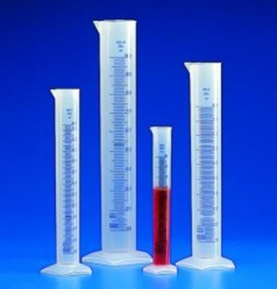 Slika za measuring cylinder 50ml, tall form