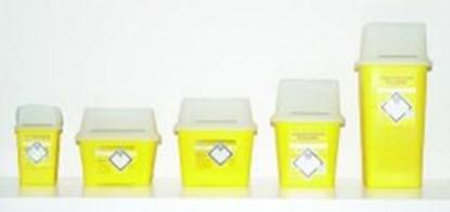 Slika za needle sampling container sharpsafer 4.0