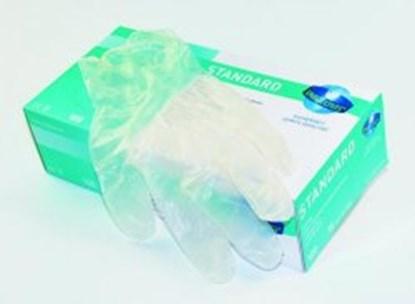 Slika za rukavice vinil vel.l pk/100 nesterilne