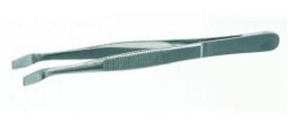 Slika za pinceta za pokrovna stakalca, 105 mm