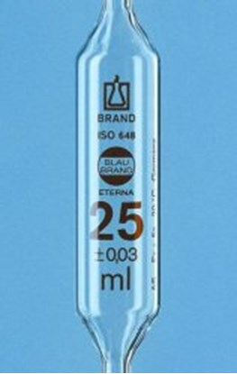Slika za volumetric pipette, 10 ml, cl. as
