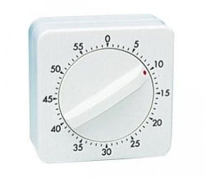 Slika za sat signalni mehanički eurotime 60min