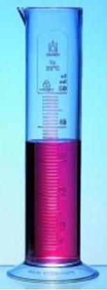 Slika za measuring zylinder 500 : 10 ml