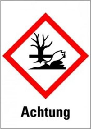 """Slika za hazardous material symbols """"warning:"""