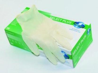 Slika za rukavice lateks s 6-7 bez pudera pk/100