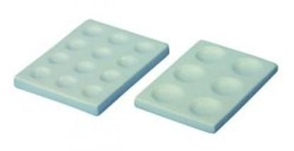 Slika za llg-staining plate, porcelain, 263/5