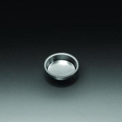 Slika za aluminum dishes,cap. 28 ml,top diam. 64