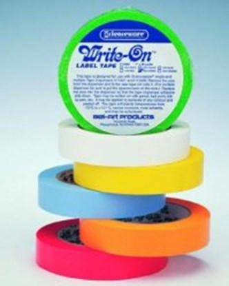 Slika za bel-art-adhesive tapes, yellow 12.7 mm