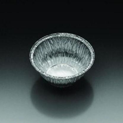 Slika za aluminum dishes,cap. 280 ml,top diam. 11