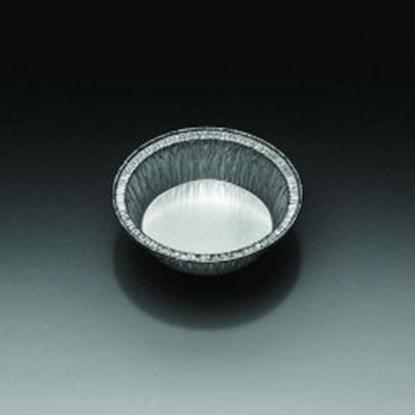 Slika za aluminum containers,cap. 110 ml,top diam