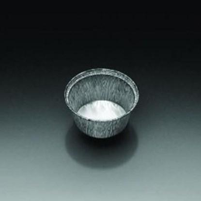 Slika za posuda aluminijska 110ml, fi56 mm pk/100