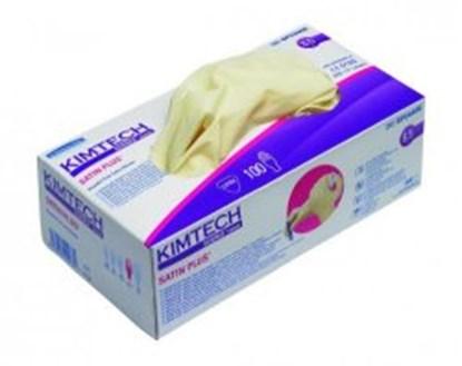 Slika za kimtechr science*satin plus gloves latex