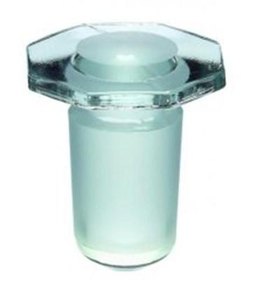 Slika za glass stopper for karlsruhe bottles,diam