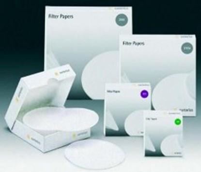 Slika za filter papir crna vrpca tip388 fi 90 mm  pk/100
