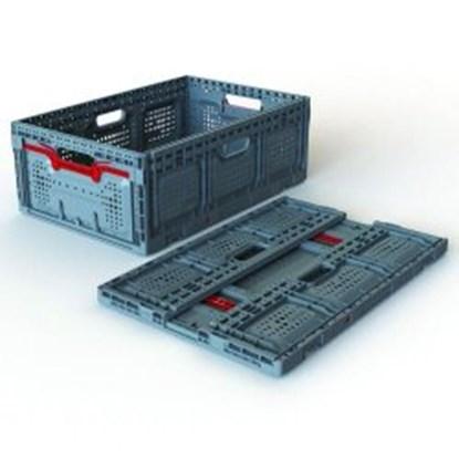 Slika za FOLDABLE BOX MAXI, ACTIVE LOCK 22, BLUE