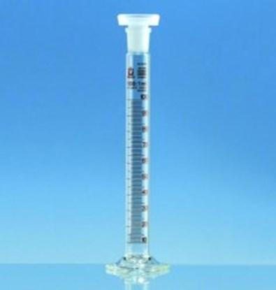 Slika za menzura za muškanje s pp čepom,50ml