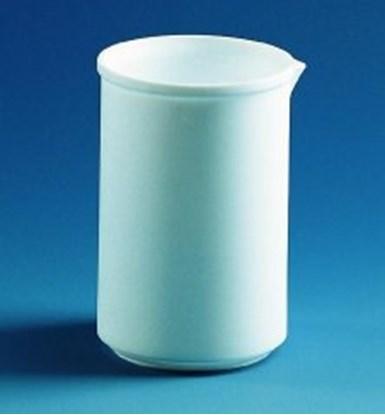 Slika za beaker 25 ml, ptfe, low form