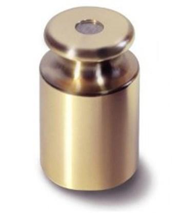 Slika za uteg kalibracijski  m1,brass, 200 g