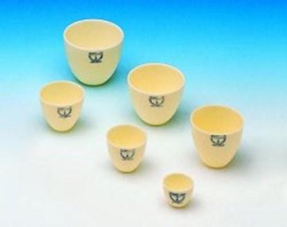 Slika za alsint crucibles,wide form,cap. 10 ml