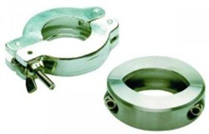 Slika za clamping rings for kf dn 10/16