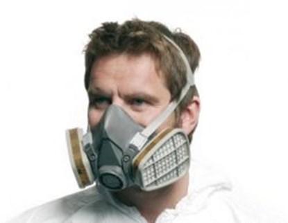 Slika za half mask 6000, size m