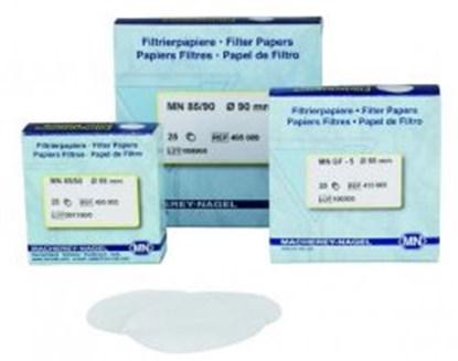 Slika za filter paper circles mn 85/70, 90 mm