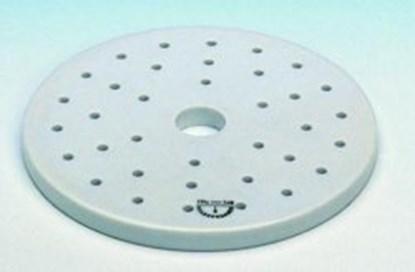 Slika za desiccator plates,porcelain,diam. 140 mm
