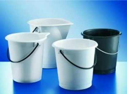 Slika za buckets,pe-hd,with spout and handle,cap.