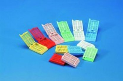Slika za tissue embedding cassette, yellow