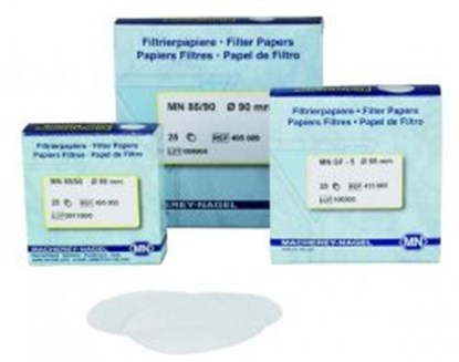 Slika za filter paper circles mn 85/70, 125 mm