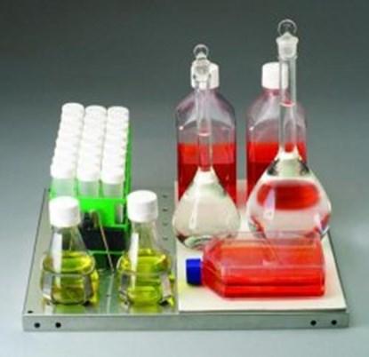 Slika za adhesive flask mat, 23 x 23 cm