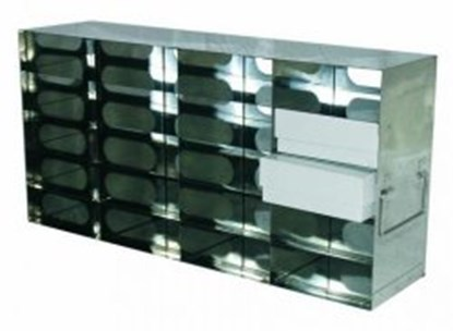 Slika za rack, 4x3 boxes 50 mm 221 x 419 x 139 mm