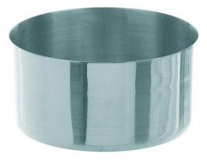 Slika za  evaporating dish high shape, 18/8 steel