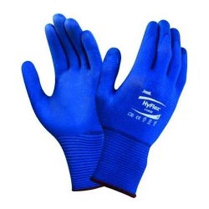 Slika za gloves hyflexr size 9, blue