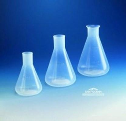 Slika za erlenmeyer flask chemwarer 100ml