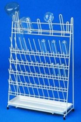 Slika za stalak za sušenje za 24 epruvete i 20 tikvica