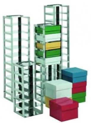 Slika za rack for 4 boxes 75mm