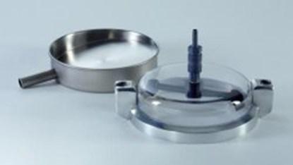 "Slika za sieve pan,stainless steel,diam. 8"",2"" hi"