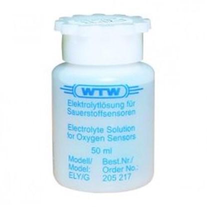 Slika za otopina elektrolita ely/g,  50ml