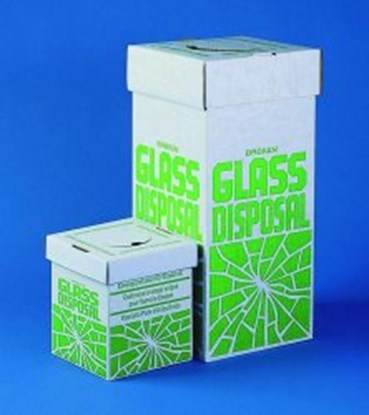 Slika za bel-art disposal cartons for broken glas