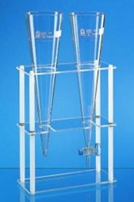 Slika za stalak za imhoff lijevke, 2 mjesta