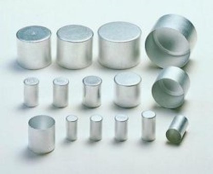 Slika za alu caps,aluminium,13 x 25 mm high,pack