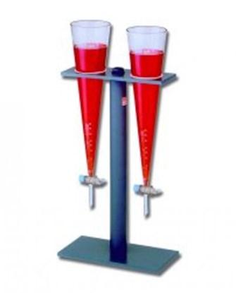 Slika za rack (holder) for 2 imhoff funnels
