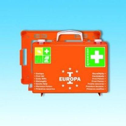 Slika za first aid kit europa ii, norm, orange, d