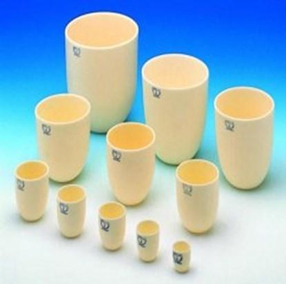 Slika za alsint crucibles,tall form,cap. 250 ml