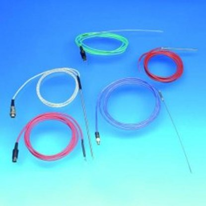 Slika za glass-probe pt 100, fi 2.5 mm, 250 mm