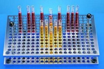 Slika za test tube racks,st.steel,for 372 test tu